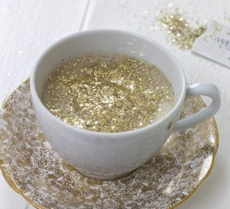 Coffee and Glitter